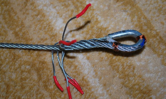 Выбор троса и коуша – что первично и какие правила надо соблюдать